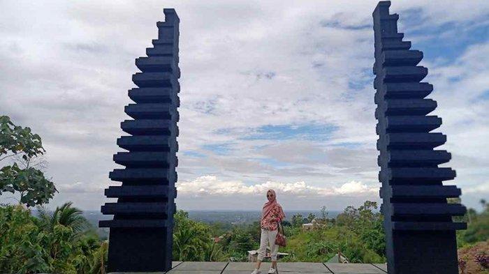 Lokasi Lengkung Langit, Wisata Terbaru di Bandar Lampung