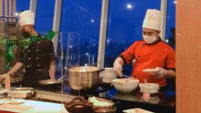 All You Can Eat Hotel Emersia Bandar Lampung, Rekomendasi Buka Bersama