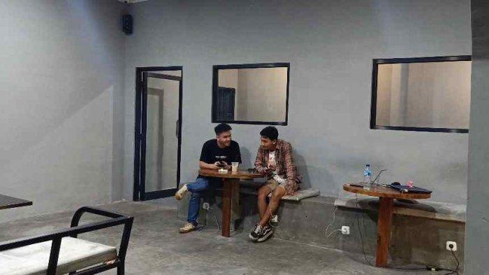 Maika Square, Kedai Kopi Ala Industrial di Bandar Lampung