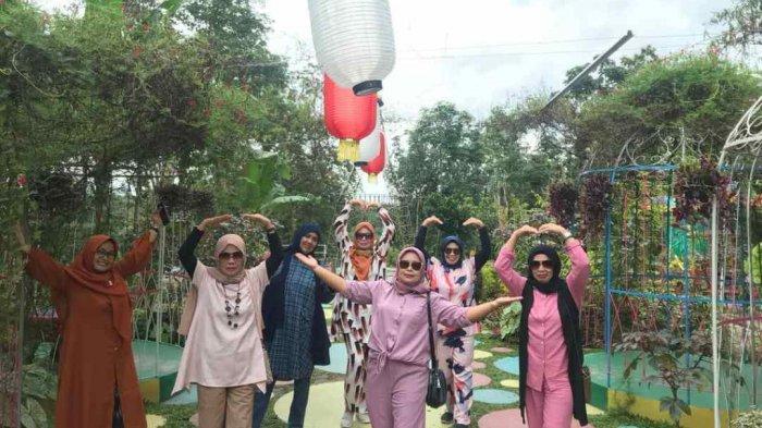 Fasilitas Perengan Anteng, Wisata Terbaru di Jati Agung Lampung Selatan