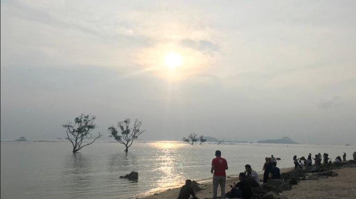 Lokasi dan Rute Pantai Sebalang Lampung Selatan