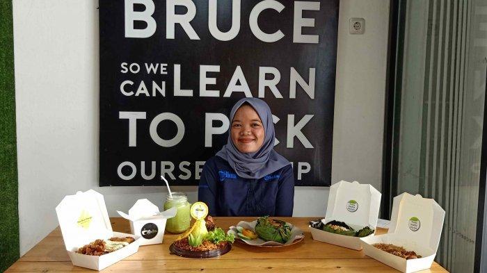 Cicipi Ricebowl, Cumi Kikil Ala Papatoms Cafe Enak dan Murah