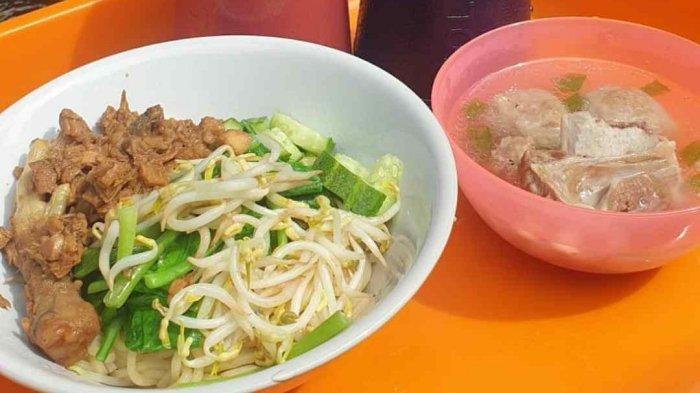 Daftar Menu Mie Ayam Balung, Rekomendasi Makan Hemat di Ryacudu