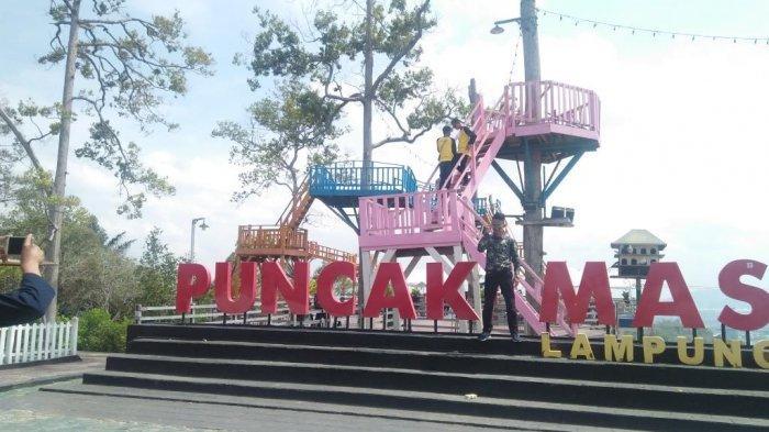 Tangkal Corona, Wisata Tegal Mas, Puncak Mas, dan Bukit Mas Ditutup Sementara