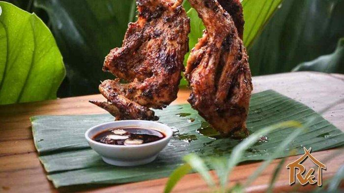 Pesan dari Rumah Free Delivery di Restoran Rumah Kayu Way Halim