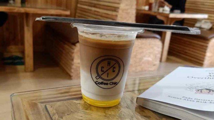 Daftar Menu Coffee Chic, Kopi Susu Gula Aren hingga Manual Brew
