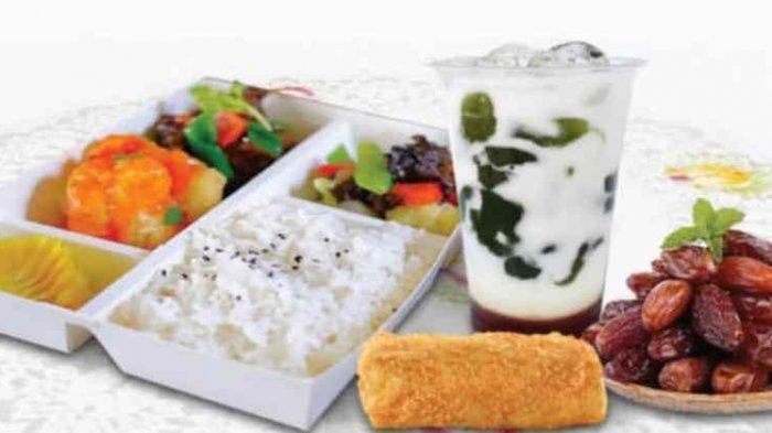 Menu Ramadhan Santan Resto Hotel Horison