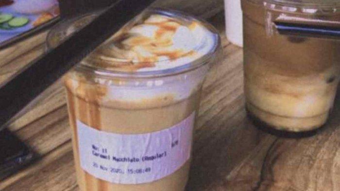 Caramel Machiato, Menu Baru di Coffee Market Indonesia