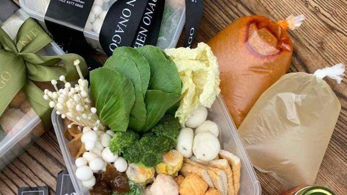 Sensasi Santap Suki Shabu Kitchen Onago dari Rumah, Bisa Pesan Delivery