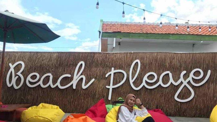 DR Koffie Hadirkan Ngopi Suasana Pantai di Tengah Kota Bandar Lampung