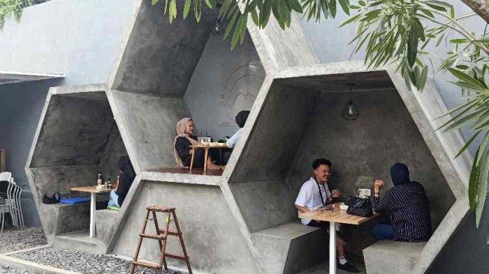 Coffee Market Cabang Teluk Betung Hadirkan Suasana Ala Pinterest