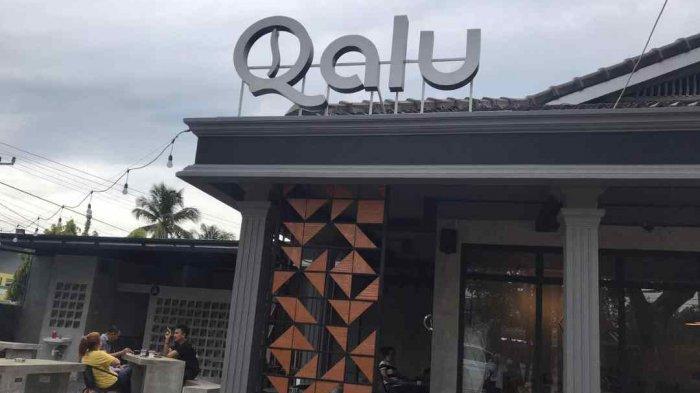 Qalu Coffee, Kedai Kopi Baru di Bandar Lampung Bergaya Industrial