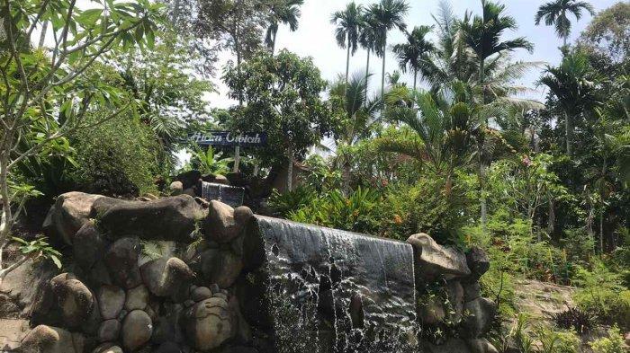Lokasi Wisata Pesona Alam Cibiah, 10 Menit dari Pusat Kota Bandar Lampung