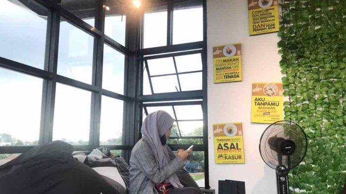 Pasta Kangen Hiko, Hadirkan Pemandangan Kota Bandar Lampung