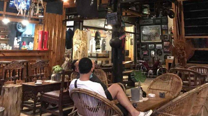 Mr Garage, Kafe Bergaya Otomotif Klasik di Bandar Lampung