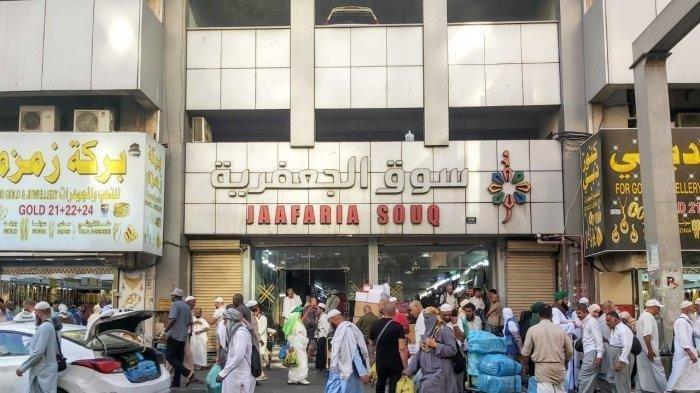 5 Tempat Beli Oleh-oleh Umrah Murah di Arab Saudi