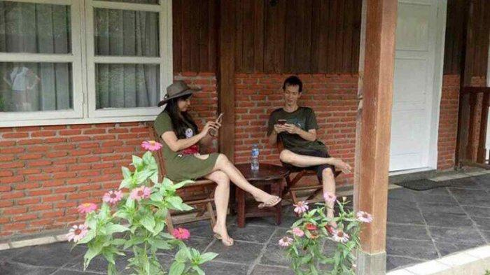 Harga Spesial Room Cottage Kampoeng Wisata Tabek Indah Cuma Rp 350 Ribu