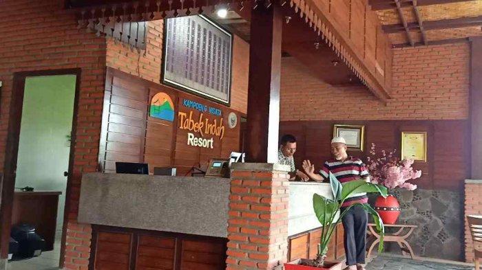 Kampung Wisata Tabek Indah Ditutup Sementara karena Corona