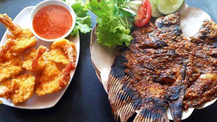 Gurame Ala Restoran Ikan Bakar Alin Jadi Menu Favorit Keluarga