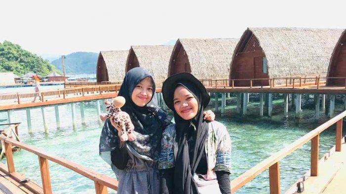 Wisata Pulau Tegal Mas, Keindahan Bak Maladewa di Teluk Lampung