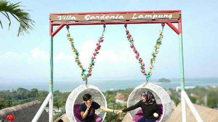 Wisata dan Penginapan Villa Gardenia, Gerbang Wisata Bahari Lampung
