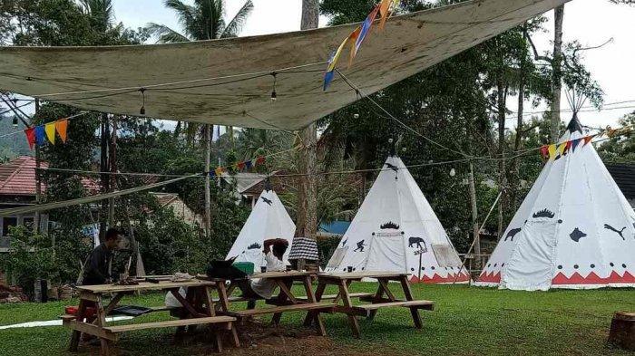 Lokasi Wisata Alam Wira Garden, Dekat Pusat Kota Bandar Lampung