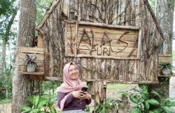 Lokasi Wisata Alas Puri Sumbersari Bantul Metro Selatan