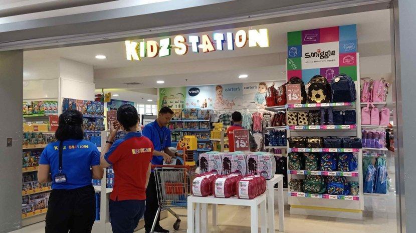 Lantai 2 Mal Boemi Kedaton, Timezone hingga Berbagai Brand Anak-Anak
