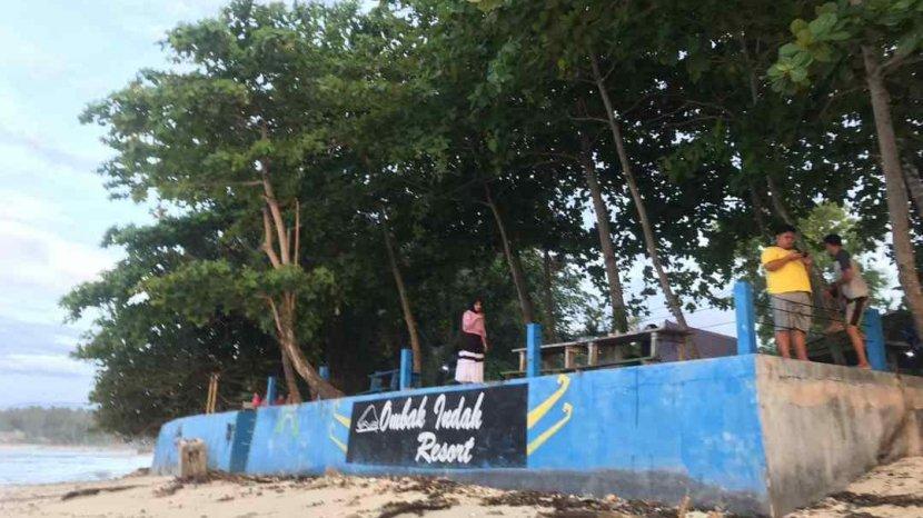 Ombak Indah Resort, Rekomendasi Penginapan di Tanjung Setia