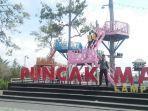 Puncak Mas Bandar Lampung, Pacu Adrenalin Naik Sepeda Gantung Lihat 3 Pemandangan