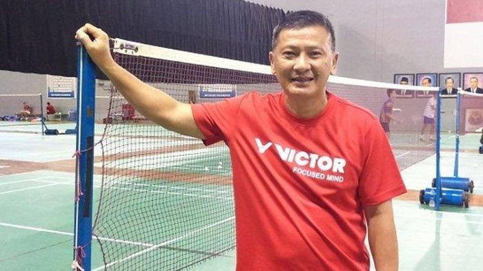 Biodata Hendry Kurniawan Saputra Pelatih Bulu Tangkis Tunggal Putra