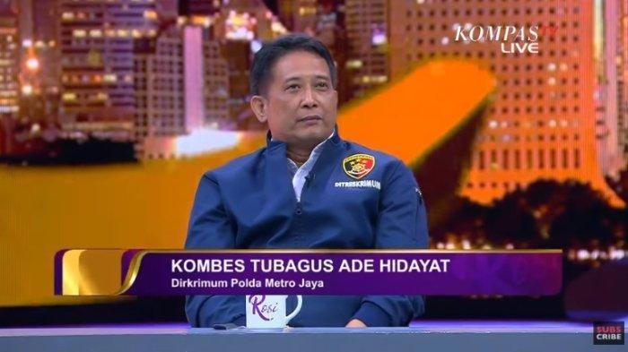 Biodata Tubagus Ade Lukman Sekretaris Jenderal KONI