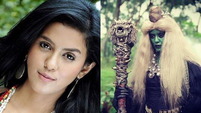 Biodata Varissa Camelia Aktris Indonesia Keturunan Arab