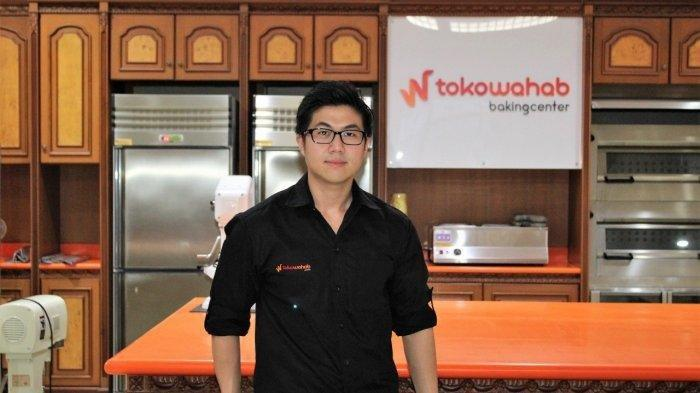 Biodata William Sunito CEO TokoWahab.com