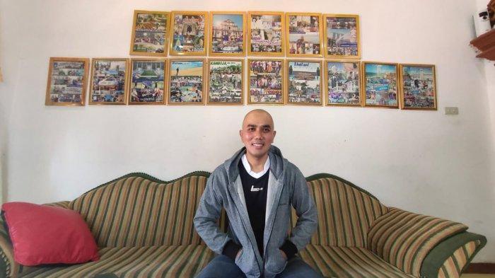 Deddy 'Travelbydeddy' Sulaimawan Dijuluki Dosen Bertualang yang Keliling 30 Negara