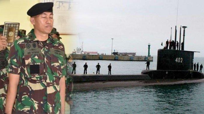 Sosok Komandan Kapal Selam KRI Nanggala 402, Letkol Heri Oktavian