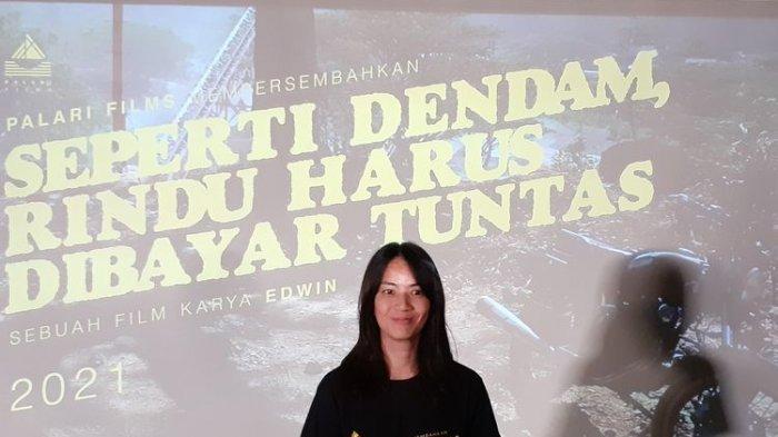Biodata Ladya Cheryl Pemeran Iteung di Film Seperti Dendam Rindu Harus Dibayar Tuntas