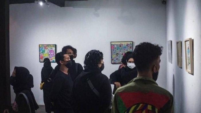 Gara-gara Pandemi Covid-19, Lowpop Baru Bisa Gelar Pameran Perdananya di Yogyakarta Tahun Ini
