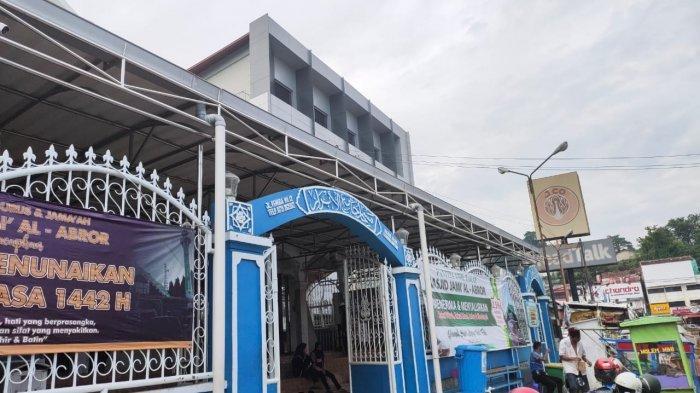 Masjid Al Abror Tetap Jalankan Protokol Kesehatan dan Program Ramadan di Masa Pandemi