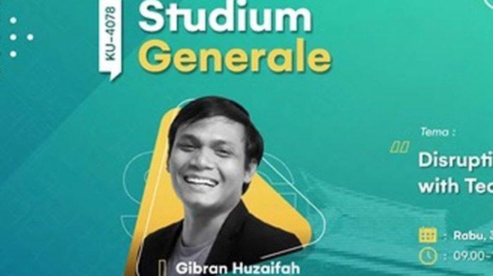 Profil Gibran Huzaifah Seorang CEO dan Co-Founder eFishery