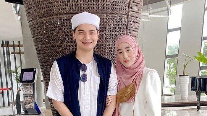 Profil Muhammad Alvin Faiz, Anak Ustaz Arifin Ilham yang Digugat Cerai Larissa Chou