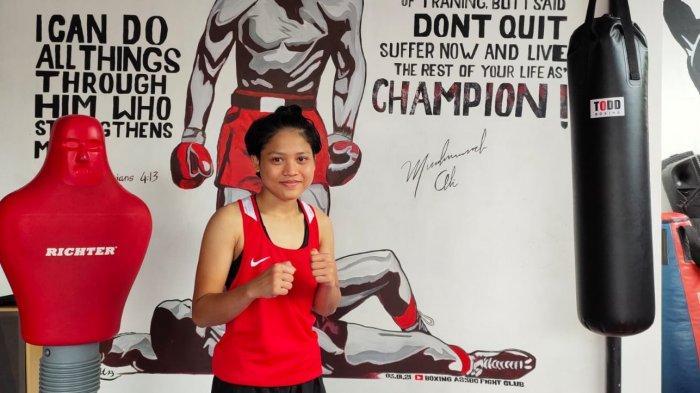 Profil Nabila Maharani, Petinju Wanita Asal Lampung yang Ikut PON XX Papua