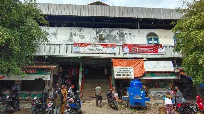 Profil Pasar Kangkung, Pasar Tradisional Bandar Lampung yang Menyimpan Keunikan