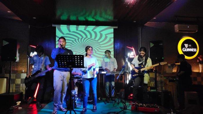 Puspa Jadi Vokalis Spirit Band, Berawal dari Gemar Bahasa Jepang