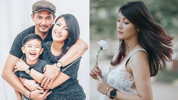 Profil Sharena Gunawan, Pemain Sinetron dan FTV Istri Ryan Delon