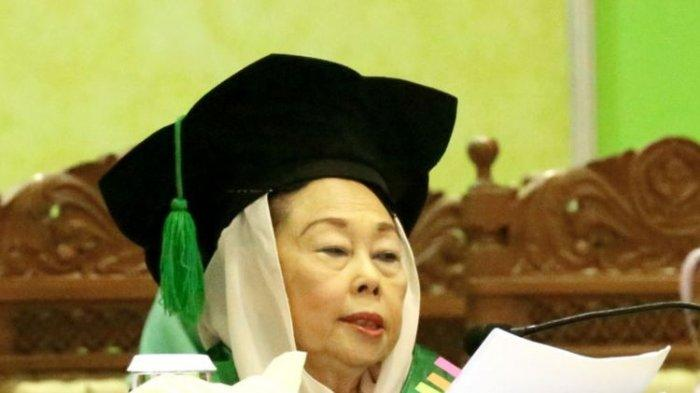 Profil Sinta Nuriyah Istri Abdurrahman Wahid Presiden ke-4 Indonesia