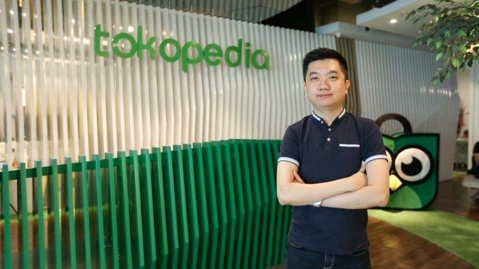 Profil William Tanuwijaya CEO Tokopedia, Sempat Ditolak Selama 2 Tahun