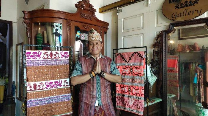 Raswan Tapis Ciptakan Desain Tapis Klasik dengan Karya Limited Edition