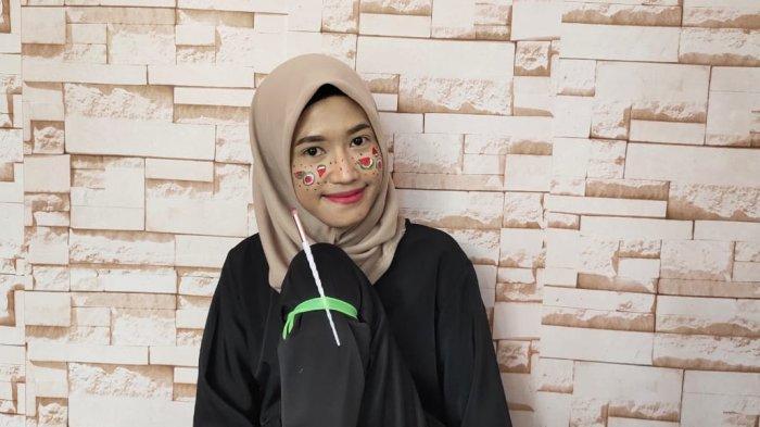 Sosok Arih Lystia Beauty Vlogger Disabilitas Asal Bandar Lampung