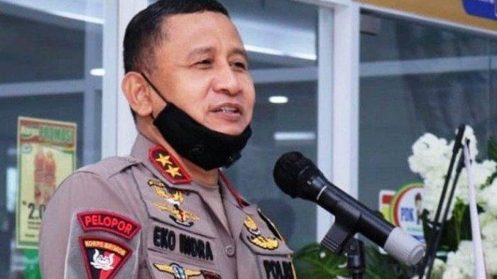 Sosok Irjen Eko Indra Heri Kapolda Sumatera Selatan
